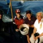 Fisketurer på Västkusten